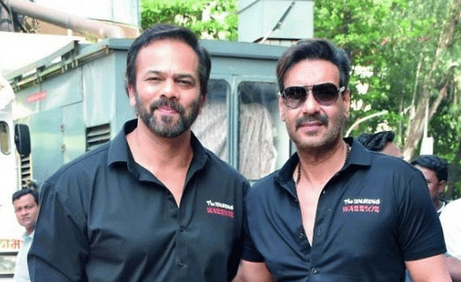 'Sooryavanshi' director Rohit Shetty receives wishes from b-town celebs