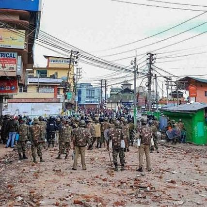 Clashes in Meghalaya over CAA: Two people killed in Shillong, night curfew lifted