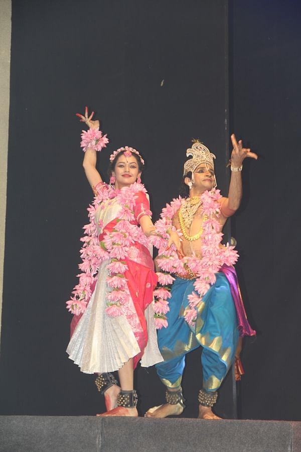 Dr Sandhya Purecha's epic tribute for Bharatnatyam mentor Acharya Parvati