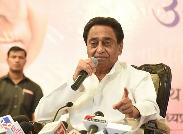 Kamal Nath loses nerve, puts in papers ahead of floor test
