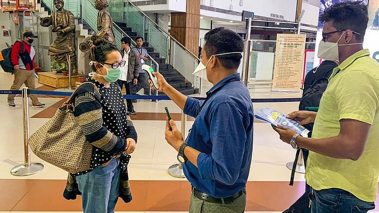 Latest coronavirus update in India: Number of cases rise to 59; three more people test positive in Pune