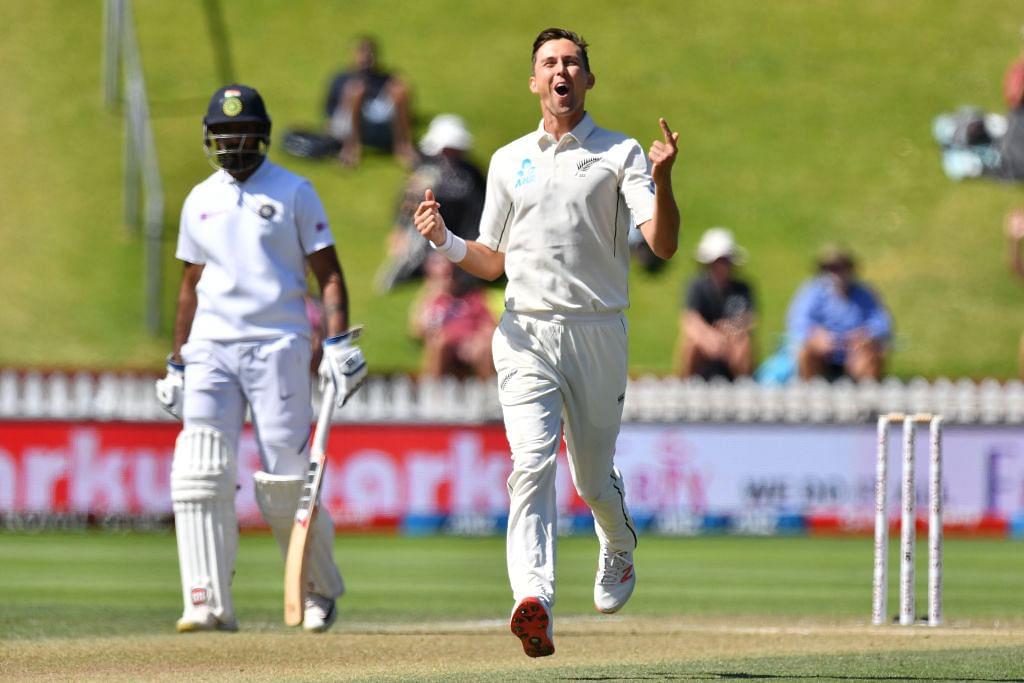 NZ vs Ind 2nd Test: Batsmen succumb to short ball barrage after Shami-Bumrah spell