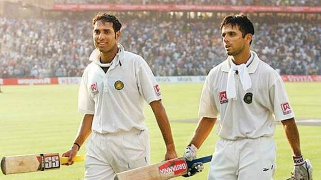 PIB uses Dravid-Laxman's epic innings to urge resolve against coronavirus