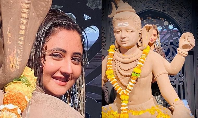 Naagin 4: Rashami Desai shares first promo, behind the scene pictures from the supernatural show