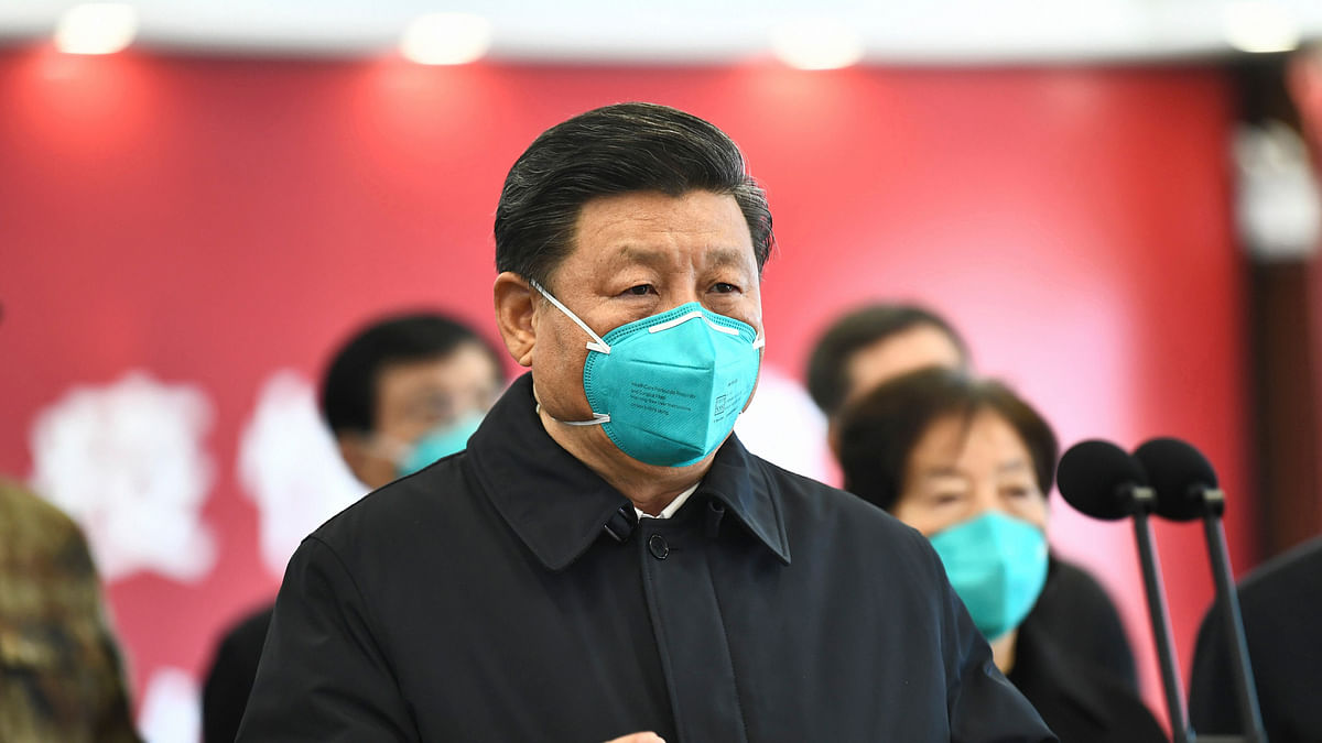 Chinese President Xi Jinping said on March 10 that Wuhan has turned the tide against the deadly coronavirus outbreak, as he paid his first visit to the city at the heart of the global epidemic.