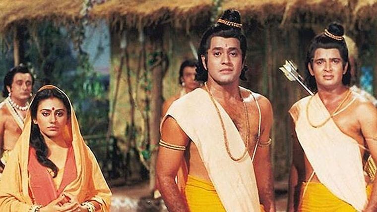'Ram' Arun Govil mourns 'Sugreev'  Shyam Sundar's death