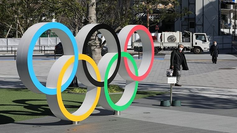 IOC chief rules out cancellation of Tokyo Olympics