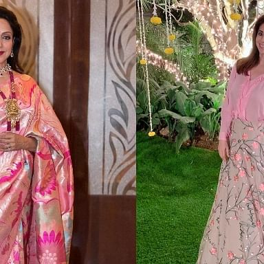Hema Malini, Urmila Matondkar urge fans to celebrate Navratri at home