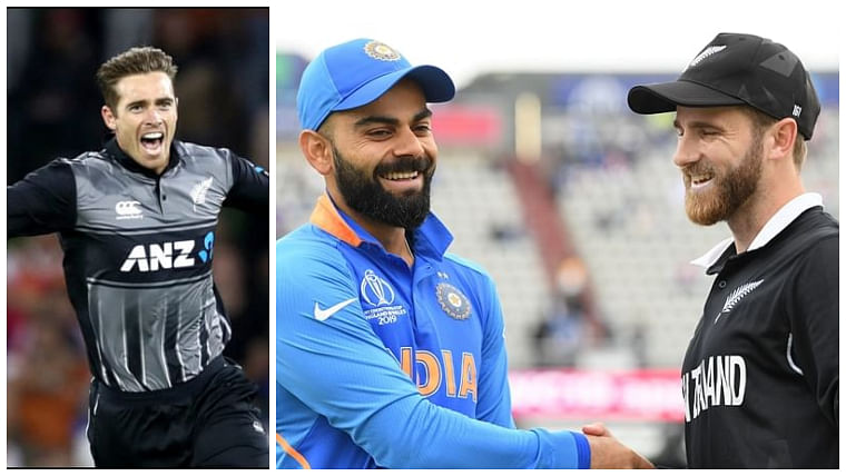 NZ vs IND: Tim Southee and Kane Williamson back Virat Kohli's outburst