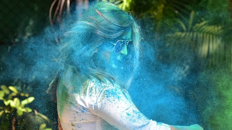 In Pictures: How Mumbai celebrated Holi