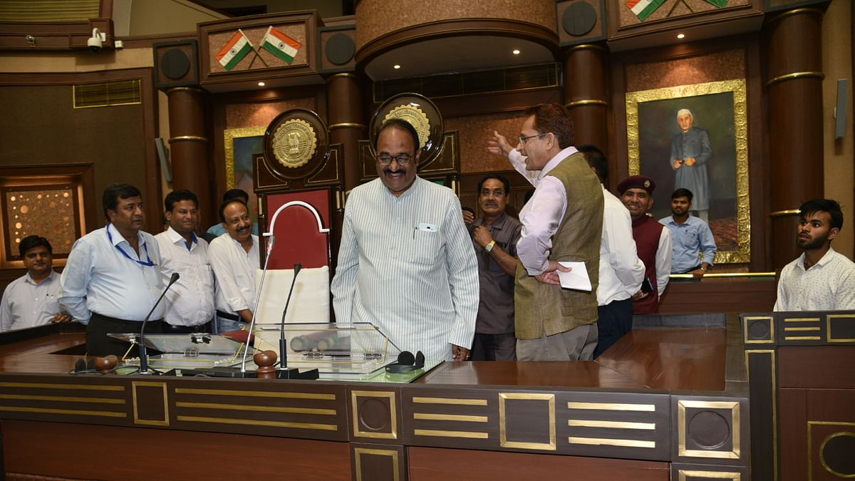 Madhya Pradesh: 16 legislators write to Speaker, urge him to accept their resignation