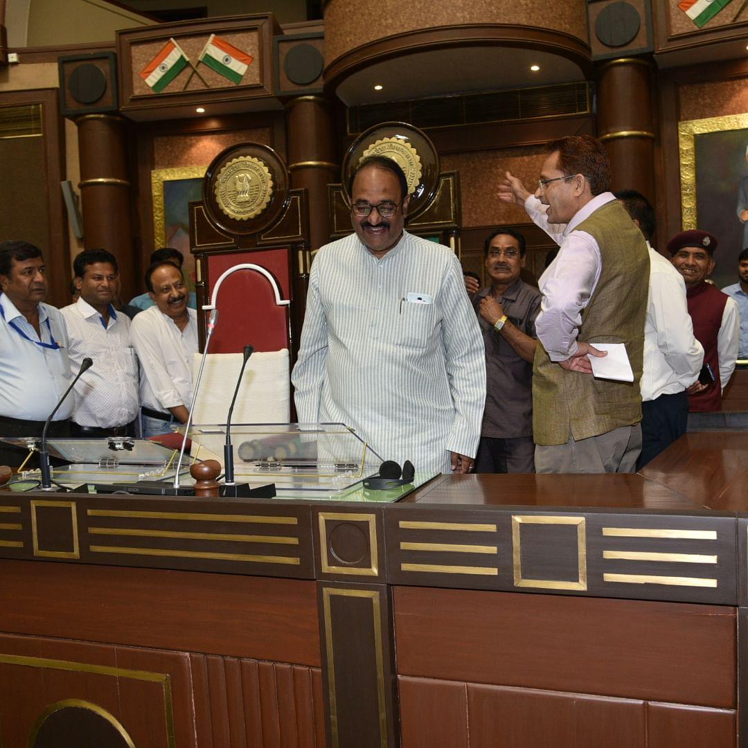 Madhya Pradesh: 16 legislators write to Speaker, urge him to accept their resignation