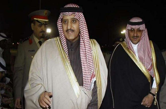 Saudi Arabia detains three senior royals