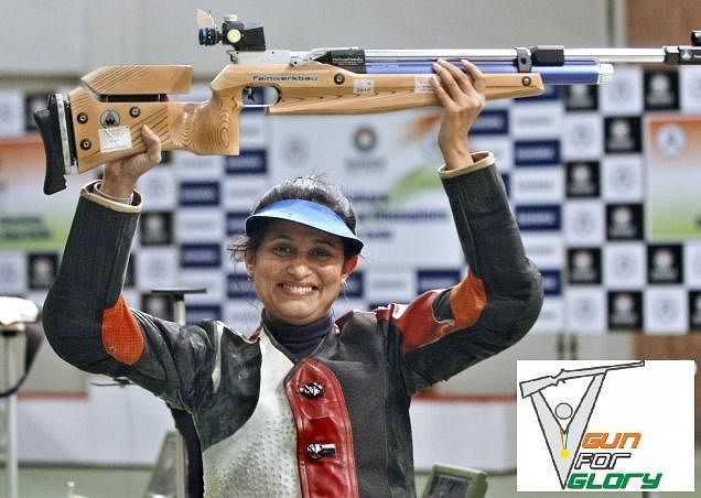 International Women's Day 2020: Shooting legend Anjali Bhagwat continues hitting the bull's eye