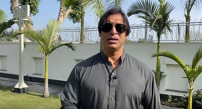 Pakistan's Shoaib Akhtar appeals for ventilators from India, calls for India-Pak series to raise funds for pandemic
