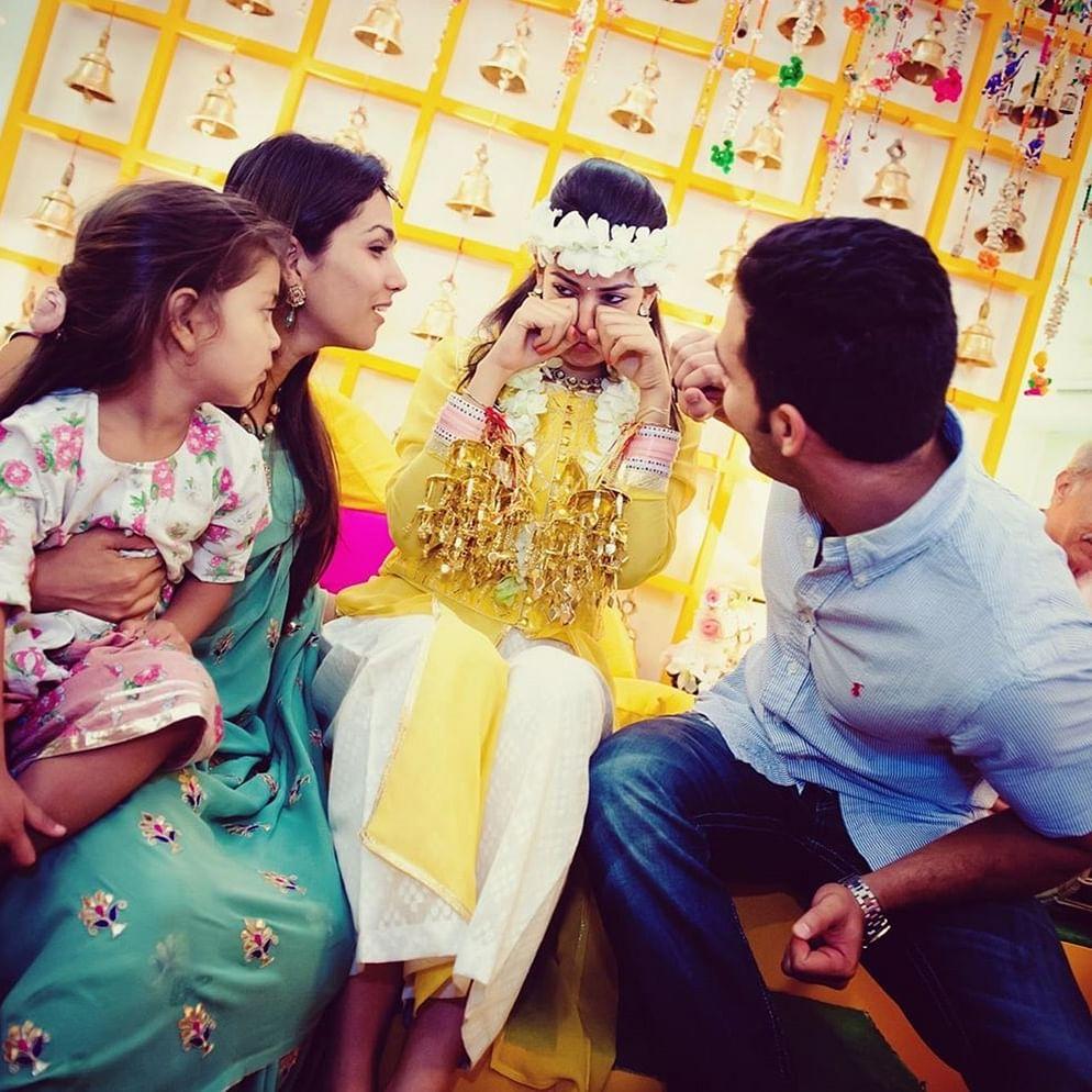 'Bittersweet memories': Mira Kapoor shares pre-wedding throwback pictures