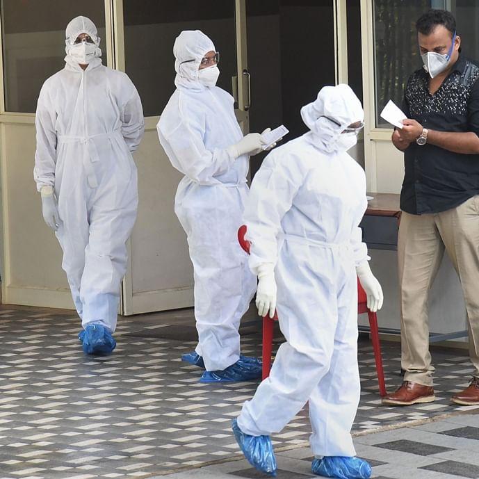 After minister tests coronavirus positive, SP quarantines self