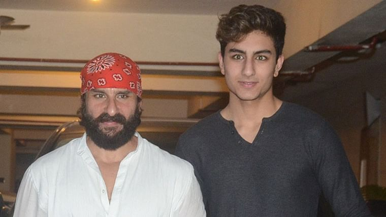 'I understand the irony of it': Saif Ali Khan on son Ibrahim calling him an 'old man'