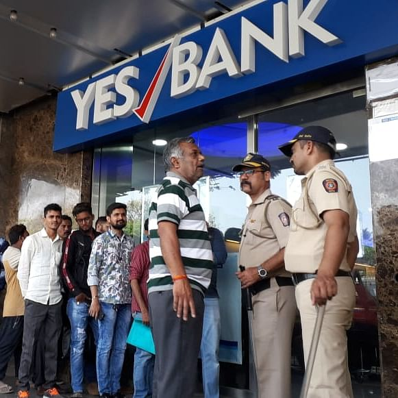 YES Bank crisis: Father tense over money saved for son's education