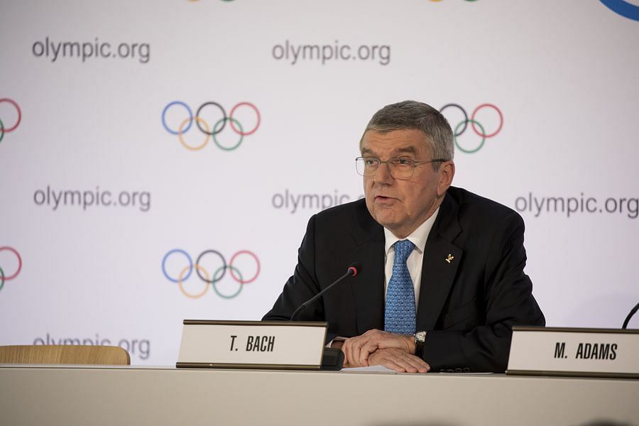 Athletes who have qualified for 2020 will keep 2021 Olympics spot