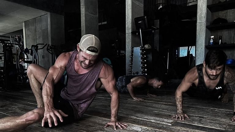 Chris Hemsworth offers his workout regimes for free amid coronavirus lockdown