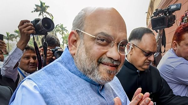 Mumbai: Difference between Amit Shah's words and actions, claims NCP