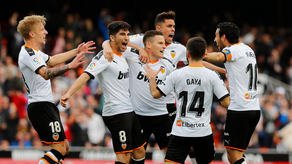 Latest coronavirus updates: Spanish football club Valencia confirms 35 per cent squad, staff test positive for COVID-19