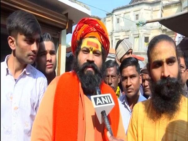 Miffed Mahant Raju Das opposes Thackeray's Ayodhya visit