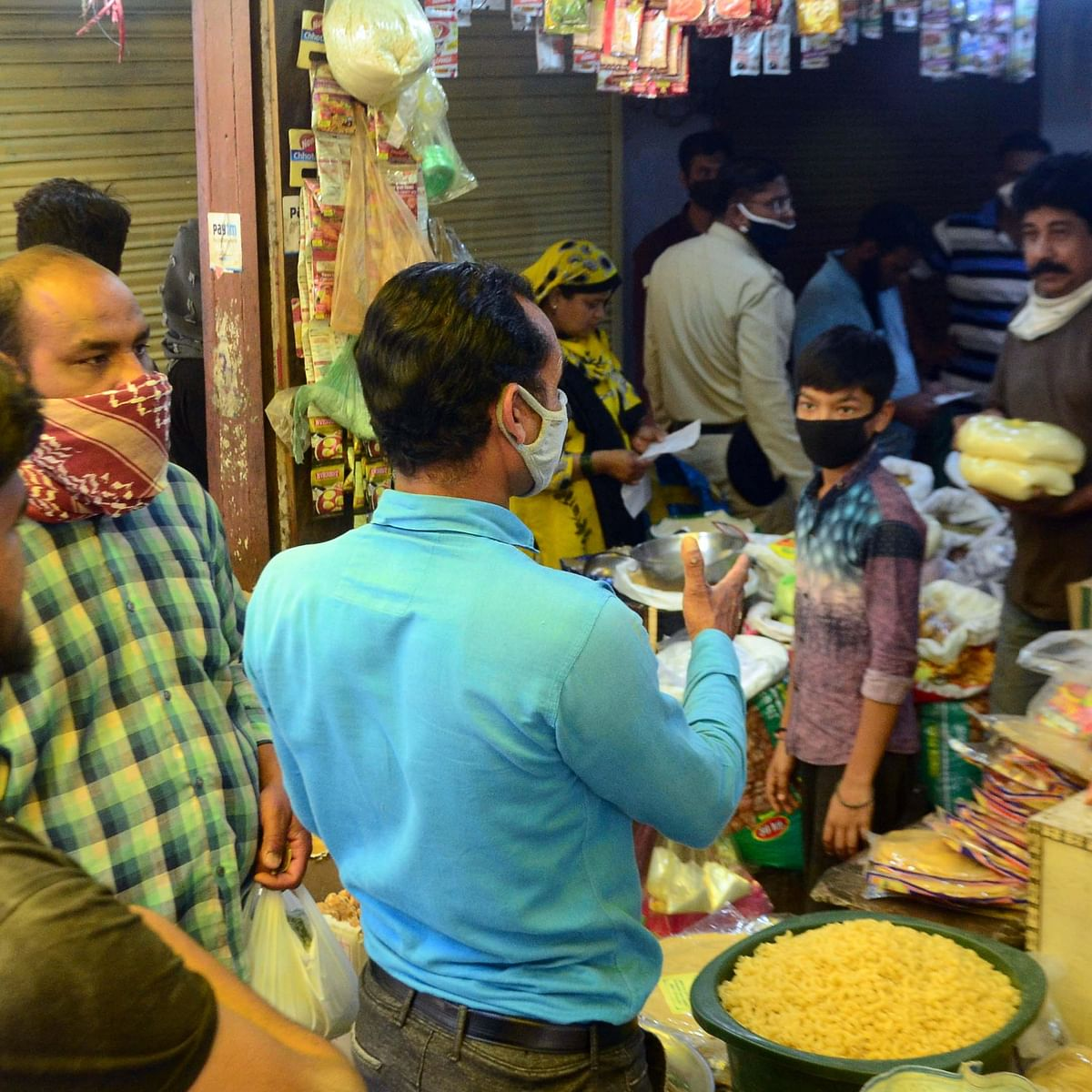Bhopal: Shops may be allowed to open till 12 at night, says CM Shivraj Singh Chauhan