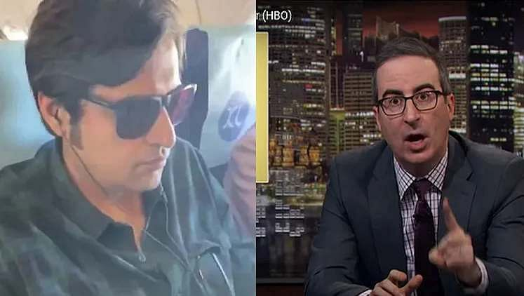 'Who the f*** do you think you are talking to?': John Oliver vs Arnab Goswami is the internet fight we need and deserve