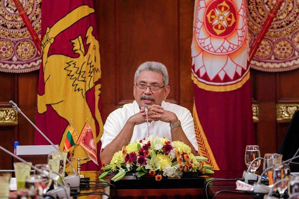 Sri Lankan President Gotabaya Rajapaksa dissolves Parliament as EC announces snap election on April 25