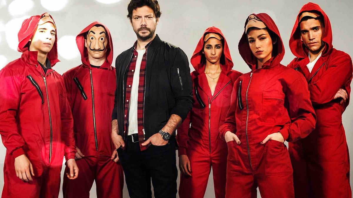 Money Heist, Maska, Unorthodox and more: Netflix series to binge-watch during coronavirus lockdown