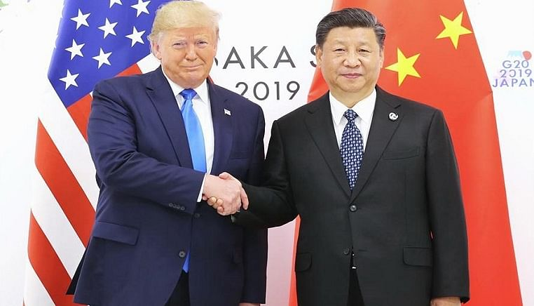 Xi, Trump talk over phone on COVID-19, bilateral ties