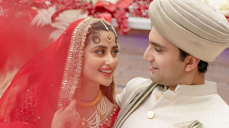 Amid coronavirus, 'Mom' actress Sajal Ali gets married in Abu Dhabi