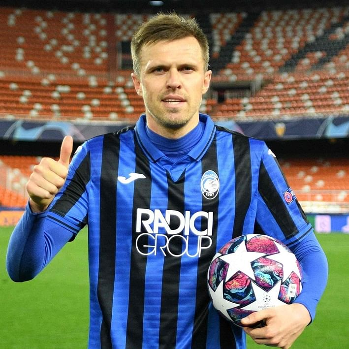 Champions League: Josip Ilicic guides Atalanta into quarter-finals