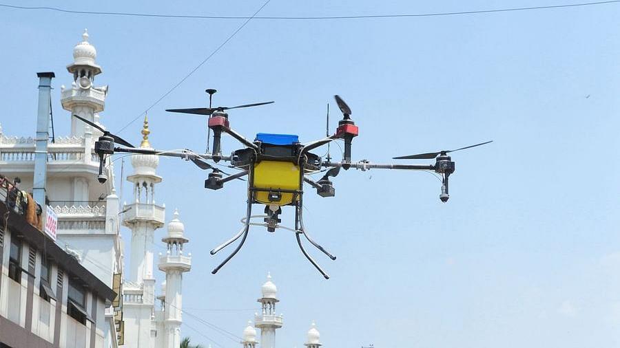 Drone (Representative Image)