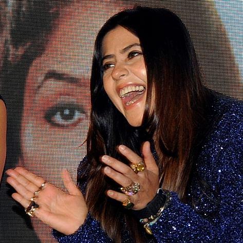 #SafeHandsChallenge: Ekta Kapoor panned for washing hands without removing her 'ornaments'