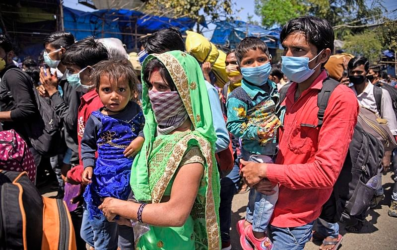 Coronavirus in Mumbai: Treat each migrant with dignity, respect and listen to their concerns; Centre