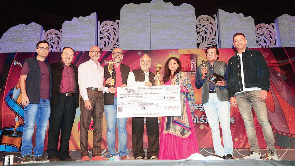 Team 'Dhummas', Best Drama