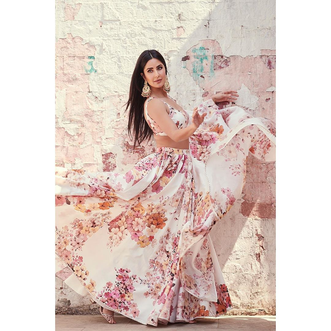 FPJ Fashion Police: Katrina Kaif's Rs 1.98 lakh Sabyasachi lehenga is the perfect pick for a summer wedding