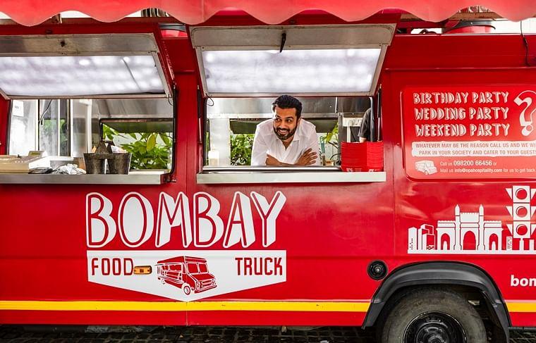 Food Truck Bombay
