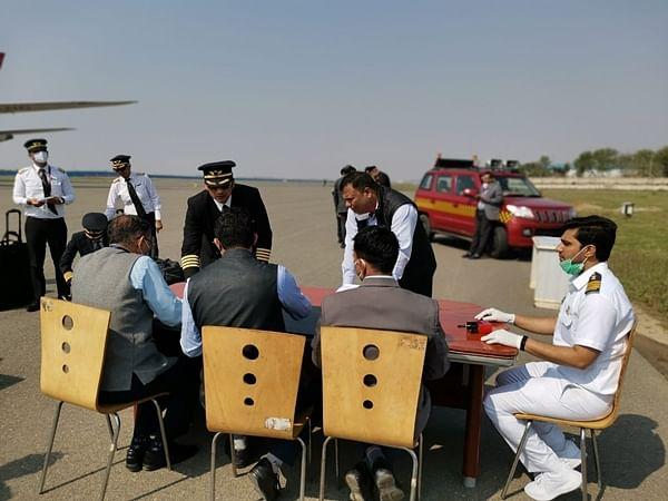 Latest coronavirus update: Air India Milan-Delhi flight quarantined at IGI Airport, passengers undergoing screening