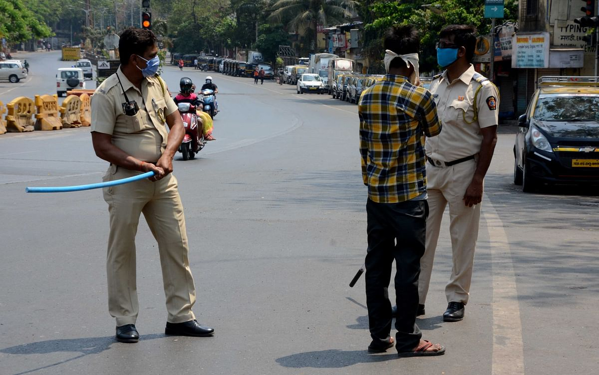 Mumbai: 48 offences of lockdown violations registered on Wednesday