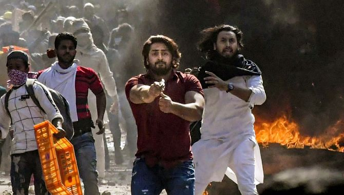 Delhi Violence Update: Gunman Shahrukh arrested from UP's Bareilly