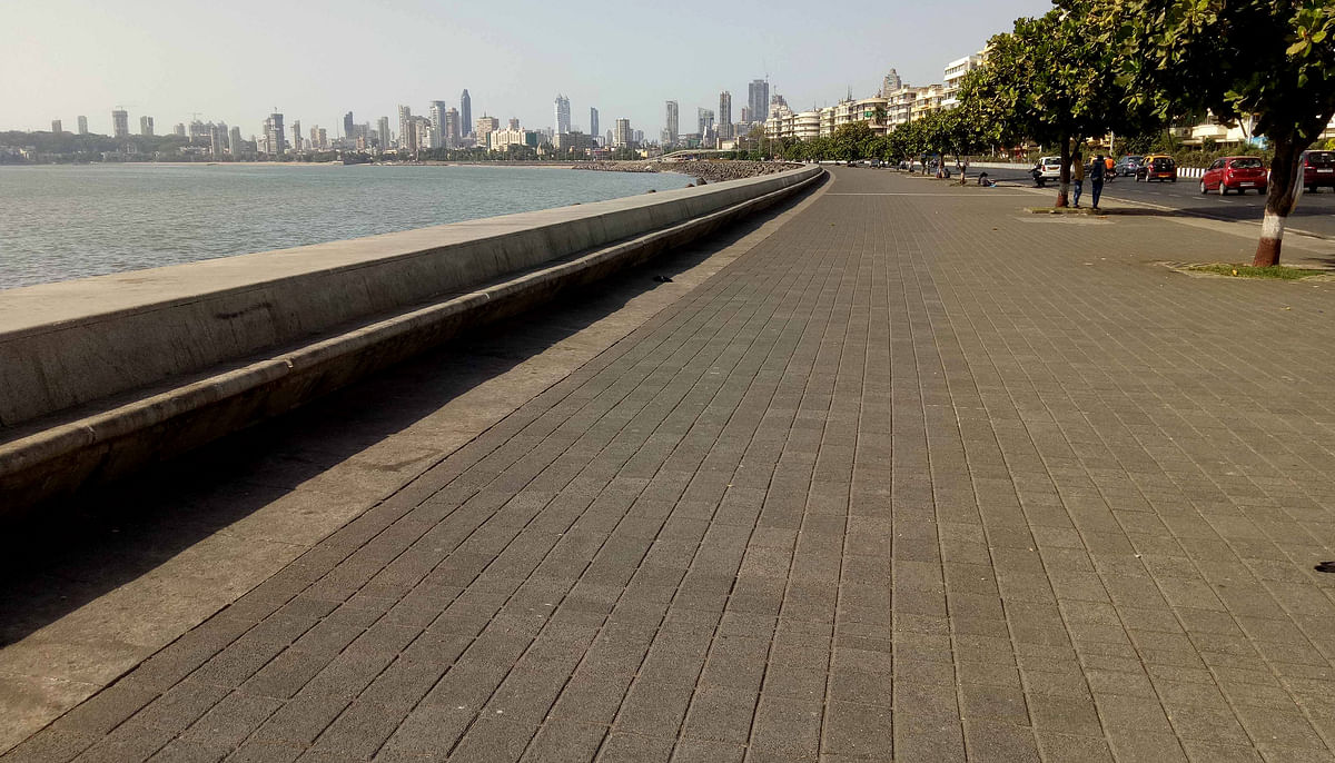 In Pics: Mumbai continues to follow self-isolation as public places look less crowded