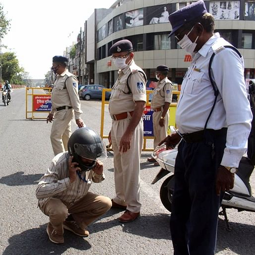 Coronavirus in Mira-Bhayandar: Cops book 5726 for defying lockdown, net Rs 23 lakh fine in 10 days