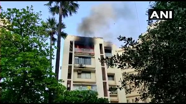 Mumbai: Woman dead, another critically injured in fire at Bandra flat