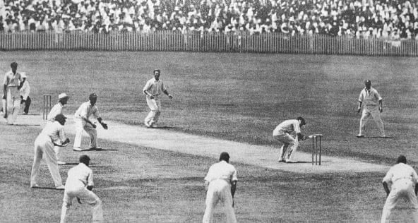 This day, that year: First ever test took place