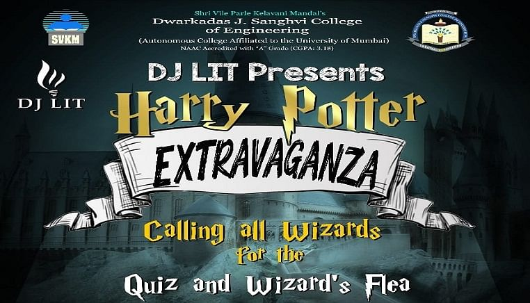 DJLIT's Harry Potter Extravaganza 2020 stupefied every wizard and witch successfully