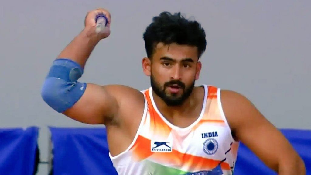 Shivpal Singh's javelin lands right at Olympic Games spot